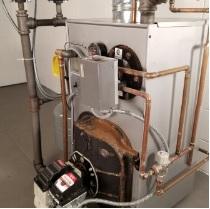 Dépannage chaudière fioul : plombier chauffagiste SAINT-AUBIN-EN-BRAY OISE